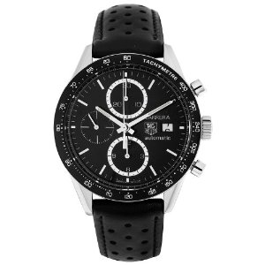 TAG Heuer Men's CV2010FC6233 Carrera Automatic Chronograph Watch